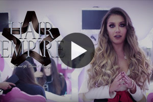 Reality show de Stars Extensiones - Hair Empire